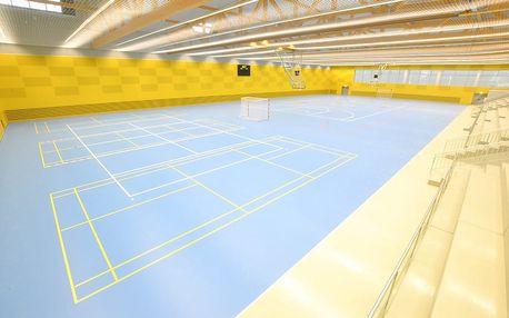 Badminton v moderní hale na Chodově za pouhých 99 Kč!