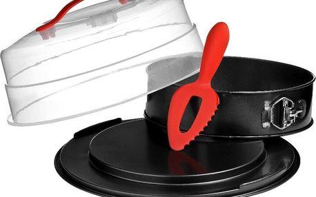 Přenosná forma na dort Premier Housewares Tin