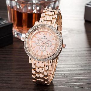 Dámské hodinky s elegantním ciferníkem