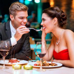 Degustační menu pro 2 osoby a privátní wellness