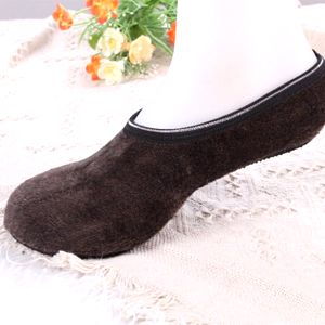 Pánské protiskluzové jóga ponožky - 24 cm