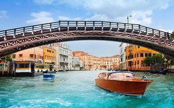 3denní zájezd do Benátek s koupáním
