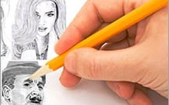 Malířem za víkend - kreslení pravou mozkovou hemisférou. Ukažte světu, že umíte kreslit i vy!
