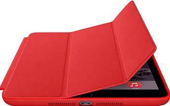APPLE pouzdro Smart Case - kůže, červená - pro iPad mini,2,3 - MGND2ZM/A