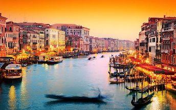 Poznávací zájezd do Benátek a na ostrovy