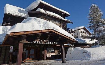 Silvestr na horách: Itálie - Val di Fassa e Carezza na 4 dny, polopenze s dopravou vlastní