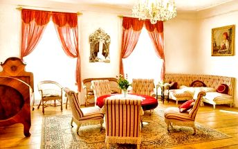 2–4denní pobyt na zámku Úsobí nedaleko Jihlavy pro 2 osoby
