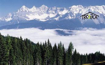 Nízké Tatry se snídaní + Liptov Region Card