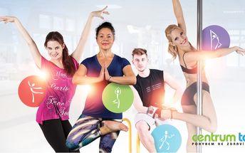 Buďte fit - 10 libovolných lekcí cvičení a tance