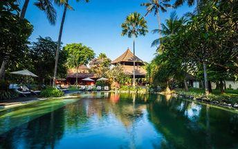 Bali - Sanur na 8 dní, snídaně s dopravou letecky z Prahy