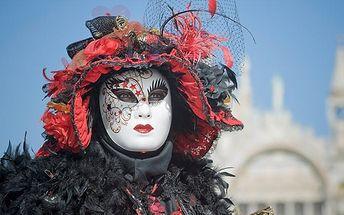 Karneval v Benátkách. 2 termíny na výběr!