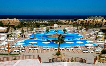 Silvestr u moře: Egypt - Marsa Alam na 8 dní, all inclusive s dopravou vídeň