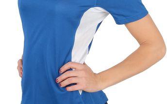Dámské sportovní tričko Pima vel. EUR 38, UK 12