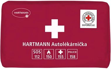 Autolékárnička HARTMANN - VÝPRODEJ