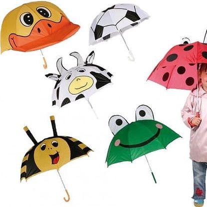 Deštník pro děti - VÝPRODEJ