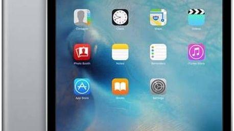 Apple iPad mini 4 Wi-Fi+Cellular 16 GB - Space Gray (mk6y2fd/a)