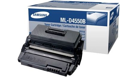 Černá tonerová kazeta Samsung ML-D4550 (ML D4550, D4550) - Originální