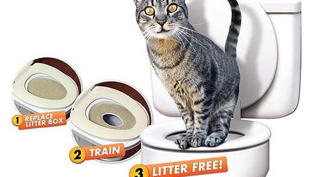 Citti Kitty Tréninková toaleta pro kočky