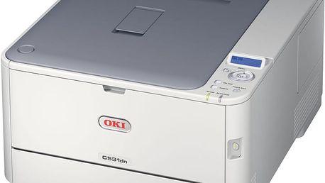 OKI C531dn - 44951614