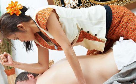 Novinka: Thajská bambusová masáž 60 minut