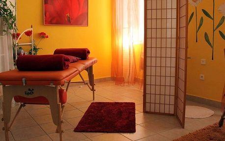 Terapeutická celostní masáž aneb léčba doteky
