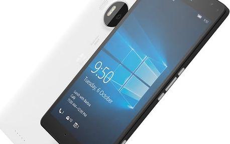Microsoft Lumia 950 XL, - bílý