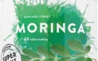 Superpotravna - doplňek stravy Allnature: Matcha Tea, Chlorella, Moringa, Purya, Spirulina