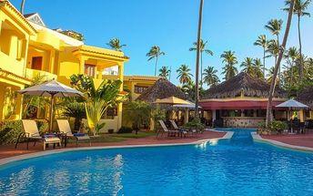 Dominikánská republika - Punta Cana na 9 až 10 dní, all inclusive s dopravou letecky z Prahy