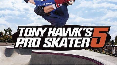 Tony Hawks Pro Skater 5 - PS4 - 5030917172038