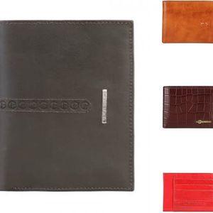 Luxusní kožená pánská peněženka