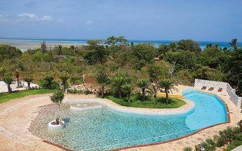 Zanzibar - na 10 až 13 dní, light all inclusive s dopravou letecky z Prahy