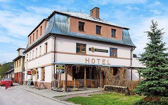 3–7denní pobyt s polopenzí pro dvě osoby v hotelu Eduard v Orlických horách