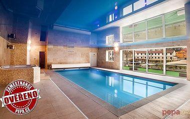 3denní pobyt pro 2 s polopenzí a wellness v Hotelu Lions Nesuchyně