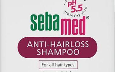 SEBAMED Šampon proti vypadávání vlasů, 200ml