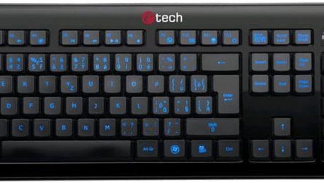 C-TECH OBK-04, CZ, černá