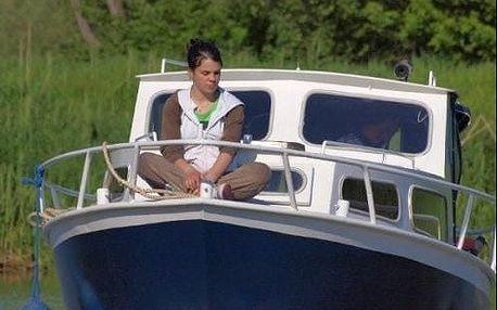 3-denní plavba na lodi po Baťově kanálu pod Vaším velením. Originální dárek a krásný zážitek!