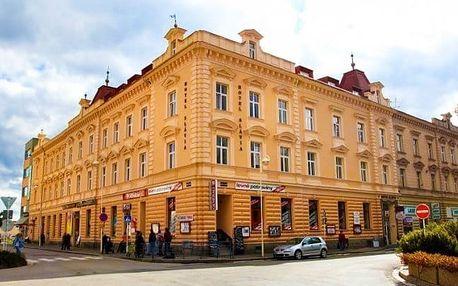 Pobyt v jižních Čechách