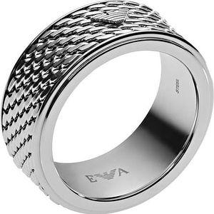 Emporio Armani Stylový pánský prsten EGS2142040 63 mm