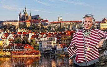 Pobyt přímo v centru Prahy v elegantním Hotelu Meda**** slavné mecenášky s dítětem do 12 let ZDARMA a vstupem do Muzea Kampa