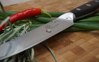 Luxusní damaškový nůž Dellinger