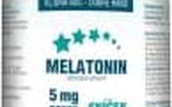 AURUM Sníček Melatonin 5 mg FORTE 80+20 tablet ZDARMA