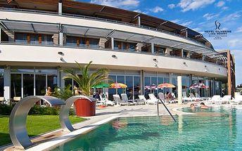 Luxusní pobyt u Balatonu pro celou rodinu