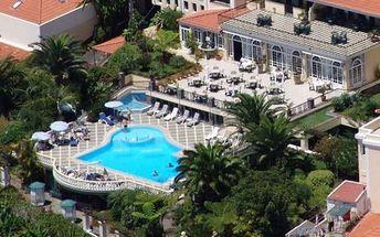 Madeira - Funchal na 11 až 12 dní, polopenze nebo snídaně s dopravou letecky z Prahy