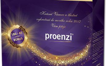 WALMARK Proenzi 3+ vánoční balení 180+45 tablet ZDARMA