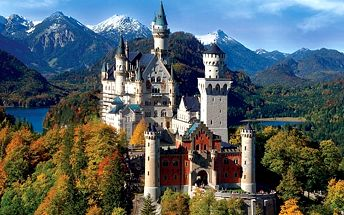 Zájezd do Bavorska pro 1 osobu