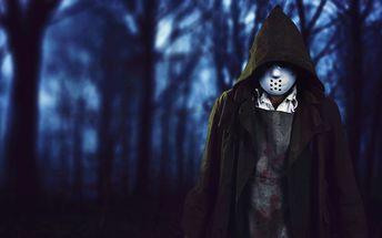 Děsivá úniková hra Řezník Mrázek