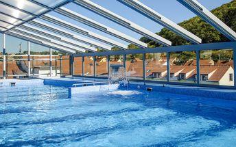 Zážitkový pobyt s neomezeným wellness na střeše