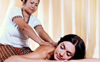 Thajské masáže ve SPA Salonu