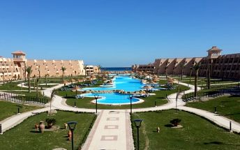 Silvestr u moře: Egypt - Hurghada na 8 dní, all inclusive nebo ultra all inclusive s dopravou letecky z Bratislavy