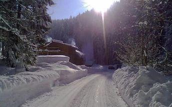 Zimní lyžovačka v Krkonoších s výtečnou domácí kuchyní a ubytováním v Kamenném Mlýně + dítě do 10 let ubytování ZDARMA